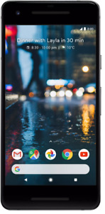 Trade New 64GB Black Google Pixel 2 for iPhone 8
