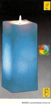 LED Kerze Farbwechsel Tischleuchte Tischlampe Dekoleuchte Kerzenlampe Teelicht g