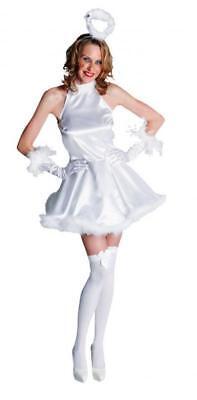 Sexy Katzen Kostüm Kleid Tier Hasen Engelkostüm Damen Katzen Weiß - Weiße Katze Kostüm