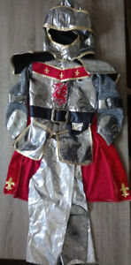 halloween knight costume age (4 to 5 years)
