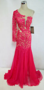 Mac-Duggal Gown/Party/Evening/Prom/Wedding New sz 8-10 M