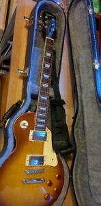 Guitare Epiphone Les Paul Standard avec étui rigide