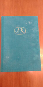 Atlas Shrugged by Ayn Rand FIRST EDITION, FIRST PRINTING - Rare!
