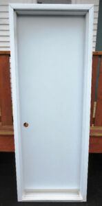 Kento K1 Pre-Hung Steel Entrance Door - Brand New!