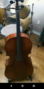 12 year old Chinese Cello size 4/4