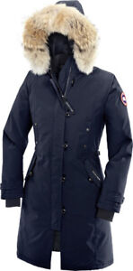 BRAND NEW WITH TAGS CANADA GOOSE KENSINGTON PARKA