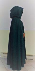 cape médiévale pour femme