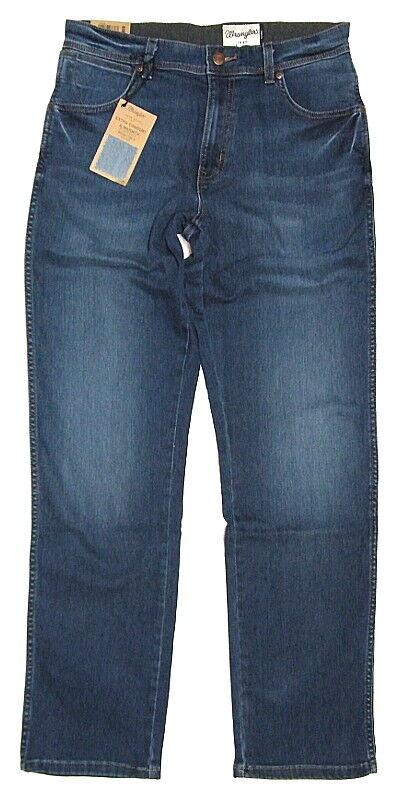 WRANGLER TEXAS STRETCH W 31 bis 42 worn velvet W121EE97A comfort /& warmth Jeans