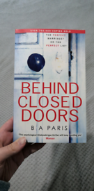 Behind closed doors book, super good