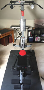 SOLD PPU - Bowflex - Tension weights - Home gym