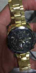 New 18k Gold Watch Kitchener / Waterloo Kitchener Area image 3