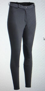 New XS Grey Riding Breeches