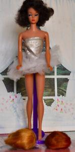 Barbie ancienne FASHION QUEEN Vintage en Très bonne condition