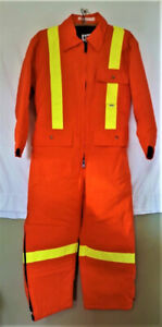 NEW* Unused* Coverall High Visibility Insulated Sz40 S/M