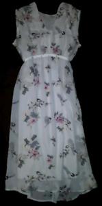 Belle robe de maternité XS (fait Small)