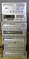 Vintage Stereo Receivers @ A2Z Online Auction NOW OPEN