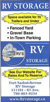 Looking for RV Storage??