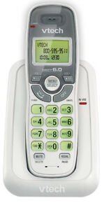 Vtech Dect 6.0 Single Handset Cordless Phone with Caller ID