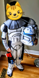 Rubies Child Captain Rex Deluxe Costume