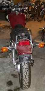 Parts bike 1984 Honda Shadow 500