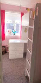 Children's IKEA Loft bed
