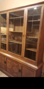 Solid Wood Cabinet antique Style