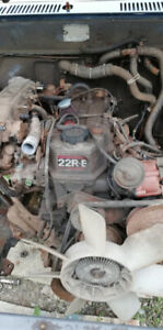 Toyota 22R and 22RE and Propane Conversion