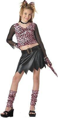Sassy Cat Leopard Child Costume - Leopard Kids Costume