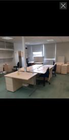 Office desks 1200 x 800 (desk only)