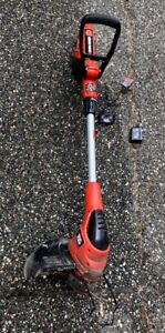 18V Cordless weed trimmer