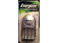 Energizer AA AAA batttery charger NEW