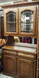 Lighted display cabinet $200