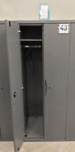 2 Door Locker/Storage Cabinet - 15 Available