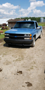Truck for trade