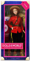 RCMP BARBIE - PINK LABEL -2013