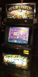 slot machine and service to bally and IGT