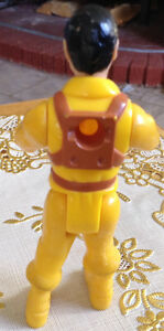 VTG ET RARE LE VRAI GHOSTBUSTER LOUIS TULLY ACTION FIGURE KENNER Gatineau Ottawa / Gatineau Area image 5