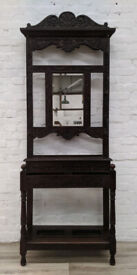Victorian Hall Stand (DELIVERY AVAILABLE)