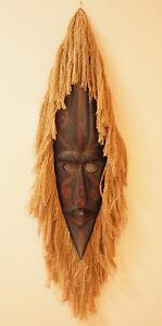 LARGE Indonesian Decorative Mask Kitchener / Waterloo Kitchener Area image 1
