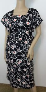 Vintage Dress Maxi Style Pockets two side ties Beautiful