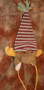 Kids Reindeer Hat