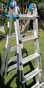 21' - Aluminum - Extension/Step Ladder - 19 configurations