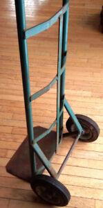 Wheeled Loading Moving Hand Cart Universal Dolly 600 lb rating