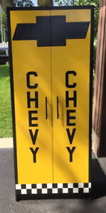 CHEVY CUPBOARD.