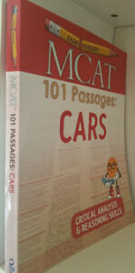 Examcrackers MCAT 1001 Questions for sale