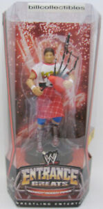"""""""Rowdy"""" Roddy Piper figure with sound - WWE Entrance Greats"""