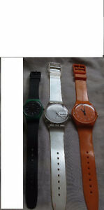 LADIES WATCHES BY '' SWATCH'' FOR SALE