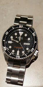 Seiko skx007 J Made in Japan Kitchener / Waterloo Kitchener Area image 2