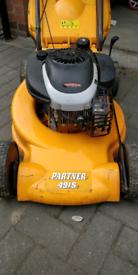 Petrol lawnmower £40