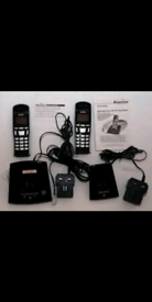 House phones hands free binatone